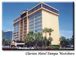Clarion Hotel Tampa